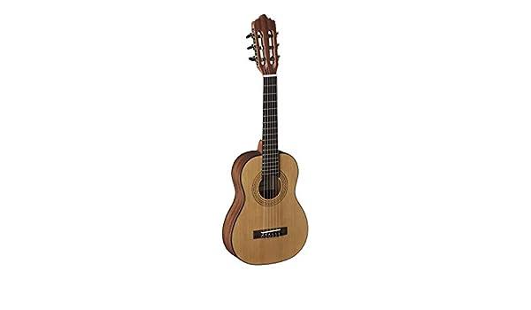 LaMancha Rubinito CM/47 - Guitarra clásica de concierto (1/4 ...