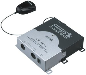 Eclipse Sir-ecl1 Sirius[tm] Satellite Radio Tuner