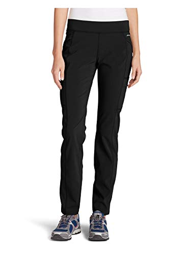 Eddie Bauer Women's Incline Pants, Black Regular 14 ()
