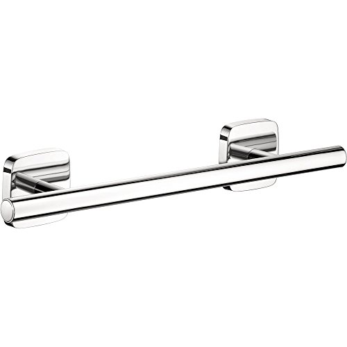 Hansgrohe 41513000 300mm Puravida Towel Bar, 12-Inch, Chrome