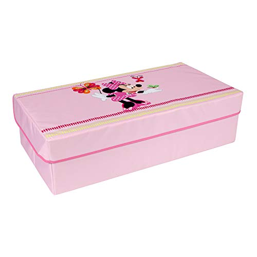 Everything Mary Disney Minnie Mouse Slim Toy Chest -