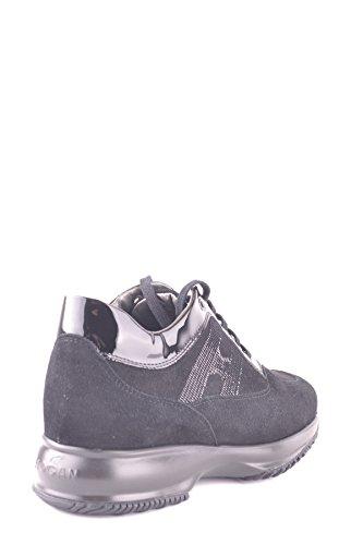 Hogan Sneakers Donna MCBI148330O Camoscio Nero