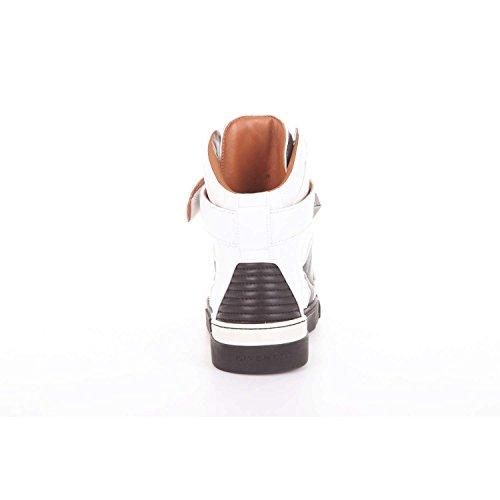 Givenchy Be08034005 Scarpe Da Ginnastica Da Donna In Bianco E Nero