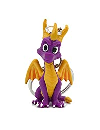 Spyro the Dragon Official 3D Keyring/Keychain