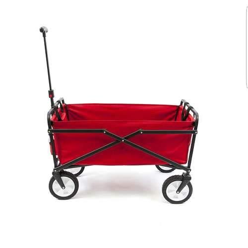 Seina Compact Folding Outdoor Utility Cart