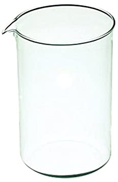 Kitchen Craft Le'Xpress 8-Cup Cafetière Replacement Glass Jug, 1 Litre (1.75 Pints) PY8CUP