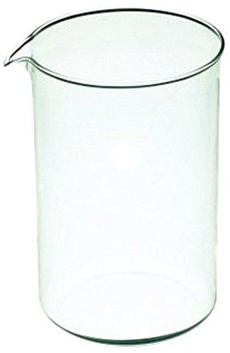 Kitchencraft Le'xpress 12-cup Cafetière Replacement Glass Jug, 1.5 Litres (2.5