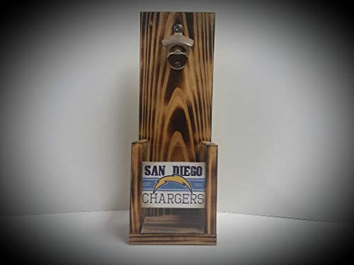 San Diego Chargers - Bottle Opener