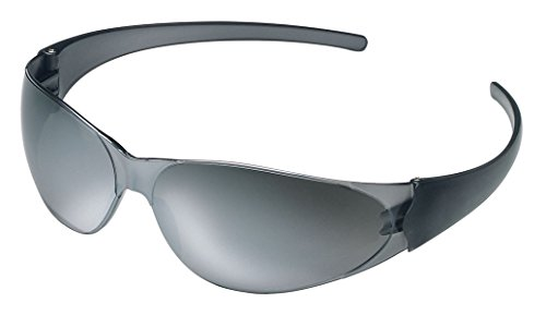 - Crews CK117 Checkmate Safety Glasses Silver Mirror Lens (12 Pair)