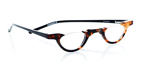 3a2d33a5950c eyebobs Topless, Tortoise and Black Reading Glasses - SUPERIOR QUALITY – because  your eyes deserve the good stuff