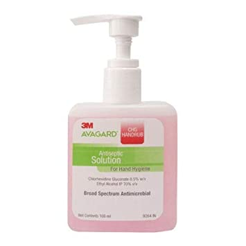 Buy 3m Avagard Chg 100ml 3m Avagard Chg 100ml Pack Of 2 Pieces