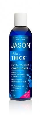 JASON Pure Natural & Organic, Thin-To-Thick Conditioner - 8 fl oz