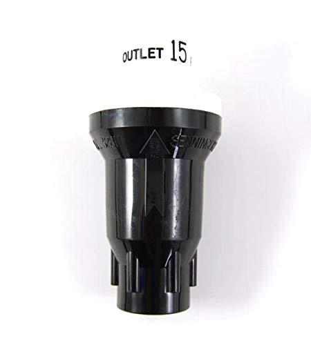 Senniger 15 PSI Pressure Regulator - 1