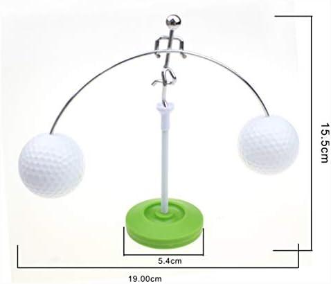 Crestgolf Balón de Golf Balón de Equilibrio Juguete Peso, Regalo ...