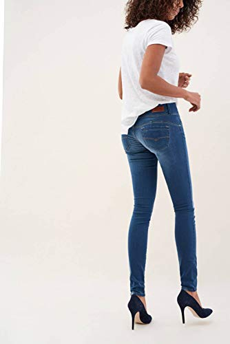 Leggero Skinny Blu Salsa Denim Jeans In Mystery wTSxnWFqfB