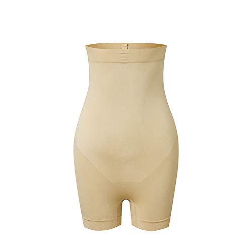 KSKshape Tummy Control Shapewear Hi-Waist Shorts Body Shaper Butt Lifter Panties for Women