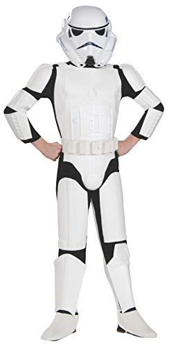 Star Wars Child's Deluxe Stormtrooper, Large -