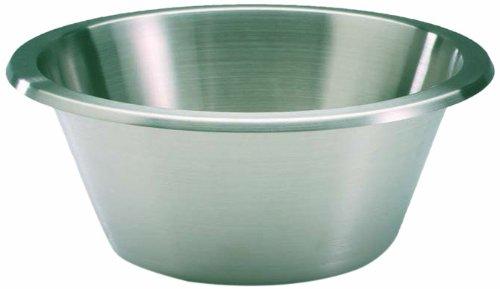 Matfer Bourgeat 702626 Flat Bottom Mixing Bowl