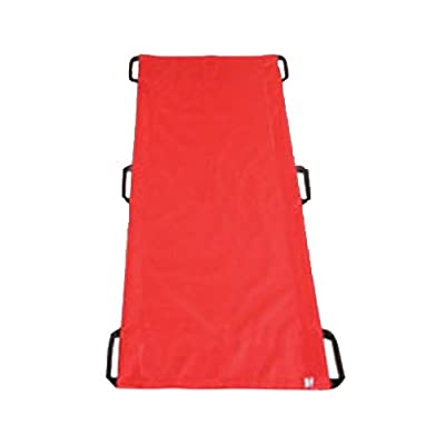 Think Safe COT-1 Red Quik Cot Foldable