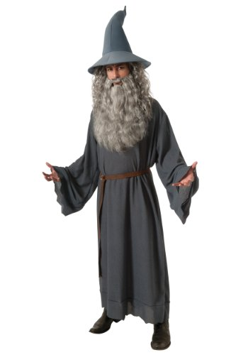 Rubie's Costume The Hobbit Gandalf, Gray, One