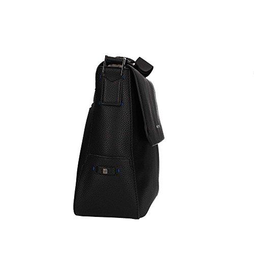 al Bolso para Jeans hombre negro Trussardi negro hombro 4fPEw5Axq