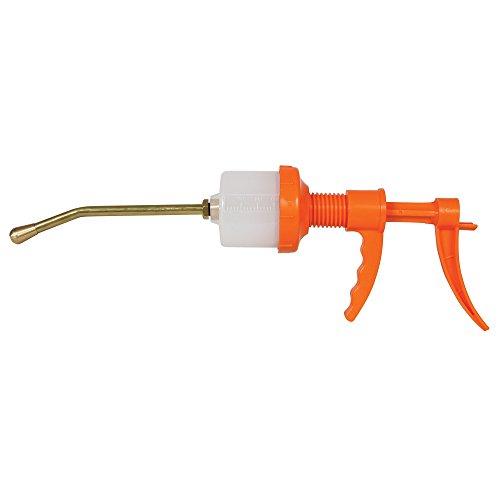 150cc Drencher Adjust Dose Syringe Re-Usable Sheep Goat Swine Livestock Wormer (Best Sheep Drench Gun)