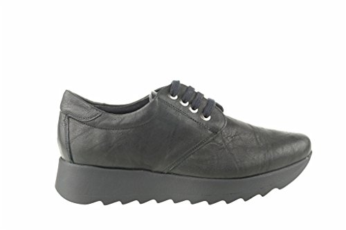 Lince Sneaker Gravure Black Honey Shoes n3X3D