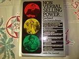 Nonverbal Selling Power, Gerhard Gschwandtner, 0136234550