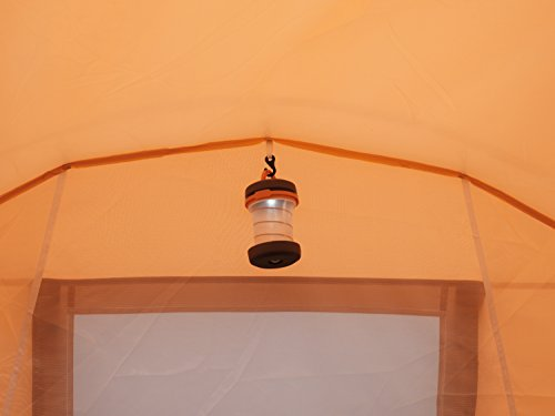 Easy Camp Galaxy 300 Zelt Orange