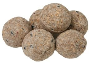 200x wild bird fat balls energy boost suet dumplings 90g. Black Bedroom Furniture Sets. Home Design Ideas