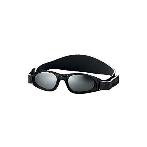 Coolibar 100% UVA/UVB Cool Shadz Sunglasses (Ages 2 - 5 Years - Black)