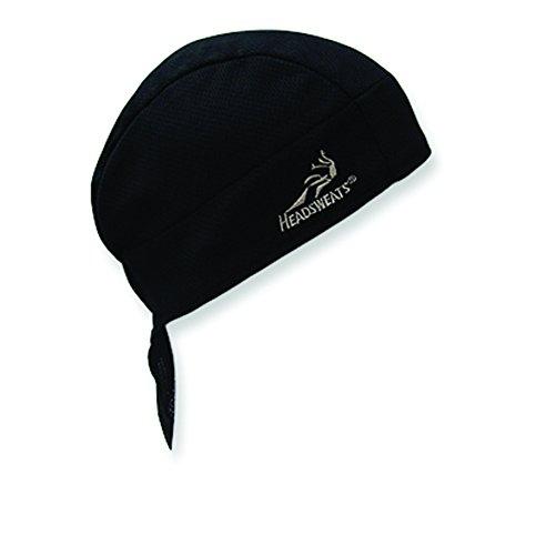 talla Talla OSFA Pantalón Taille negro FR corto color unique fabricante blanco Headsweats del wESzqYxq