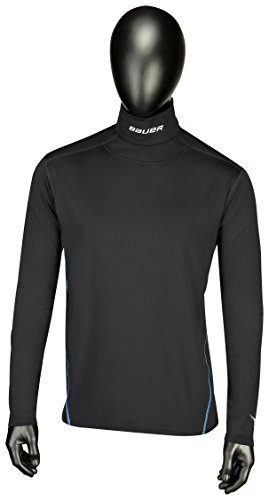 Bauer Senior NG Core Integrated Neck Long Skeeve Top