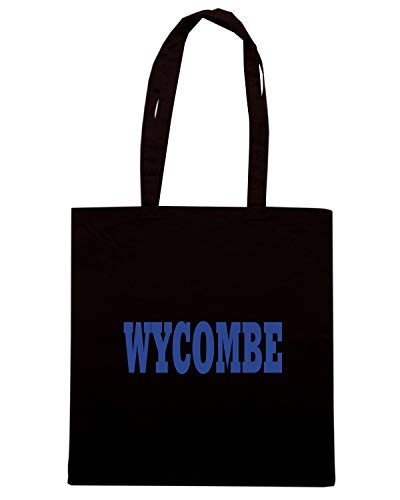 WYCOMBE Nera Speed Shopper Borsa Shirt WC0758 4SnXqxpga