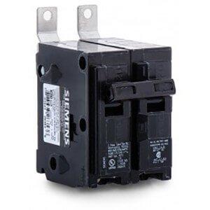 Siemens B220 Bolt-In Circuit Breaker, 120-Volt, 2-Pole, 20-Amp, 10Kaic