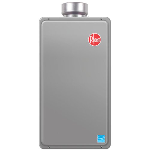 Rheem RTG-64DVLP Prestige Low NOx Indoor Direct Vent Condensing Tankless Propane Water Heater (Indoor Propane)