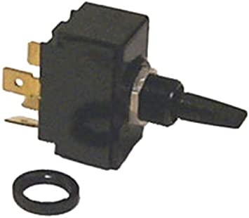 Sierra Boat Marine Illuminated Toggle Switch On-Off-On Rated 20 Amps at 12V DC