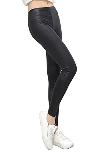 Sport Leather Pant - 5