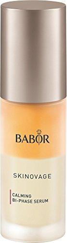 BABOR SKINOVAGE Calming Bi-Phase Serum, 2-Phasen-Serum für die besonders empfindliche Haut, mit Pathenol und Jojobaöl, vegan, 30ml