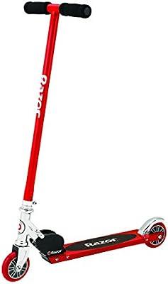 Razor Scooter - Patinete Deportivo para niños, Color Rojo