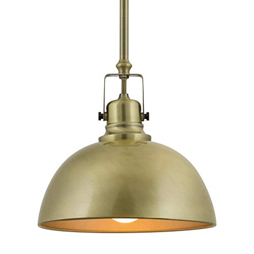 Antique Gold Pendant Light in US - 1
