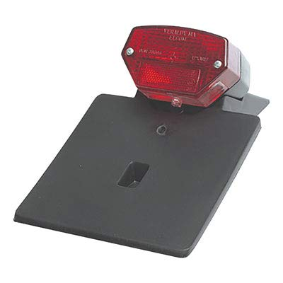 Acerbis 2082600001 Dual Sport Black Tail Light