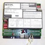 Johnson Controls, Inc. ASUNT1101 METASYS UNITARY CONTROLLER