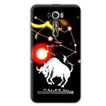 Case Asus Zenfone 2 Laser ZE500KL / ZE 500 KL signe zodiaque - Taureau N