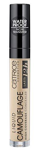 (Catrice | Liquid Camouflage Concealer | Ultra Long Lasting Concealer for Optimal Coverage | Waterproof | 015 Honey)
