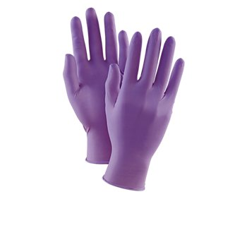 MAPA TRILITES Triple Polymer Gloves, Size Small (300 Gloves)