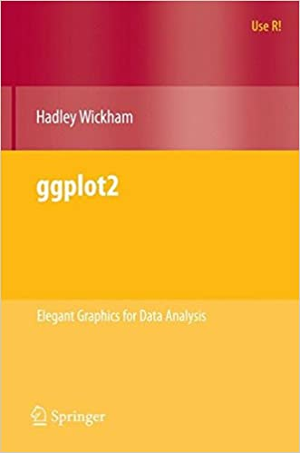 Ggplot2 elegant graphics for data analysis use r hadley wickham ggplot2 elegant graphics for data analysis use r 1st ed 2009 corr 3rd printing 2010 edition fandeluxe Images