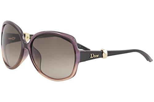 DIOR Sunglasses Mystery 1/F/S 0WHB Plum ()