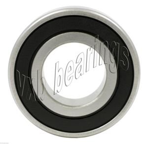 6204DU Sealed Ball Bearing (Metric Bearings)