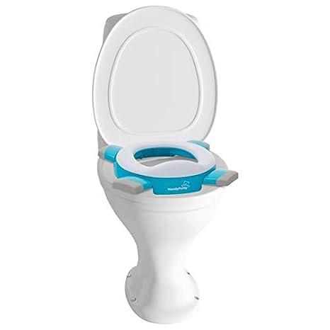 Gut f/ür Reisen HandyPotty Trainings-T/öpfchen f/ür Babys Und Toiletten-Einsatz